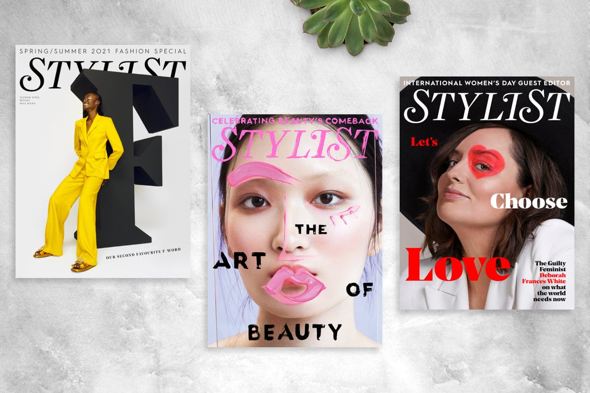Stylist Magazine: Special Beauty Issue