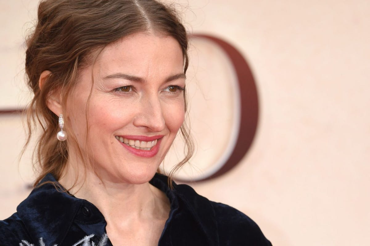 Kelly Macdonald attends the 'Goodbye Christopher Robin' World Premiere held at Odeon Leicester Square on September 20, 2017 in London, England. (Photo by Anthony Harvey/Getty Images)