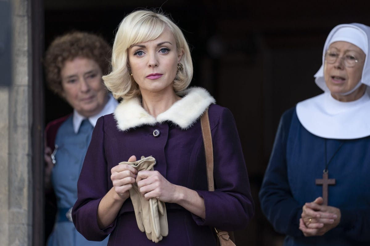 Call The Midwife: Helen George as Trixie in Season 10