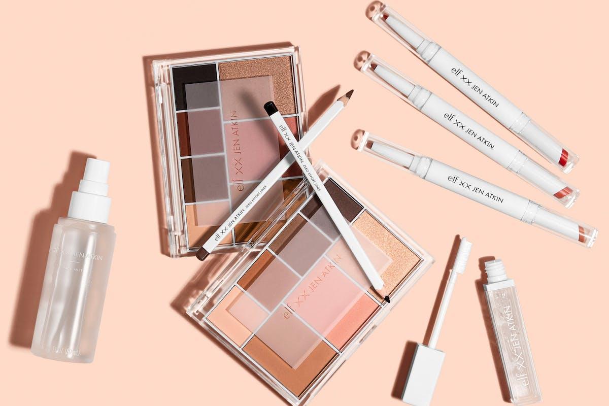 Jen Atkin XX elf makeup collection