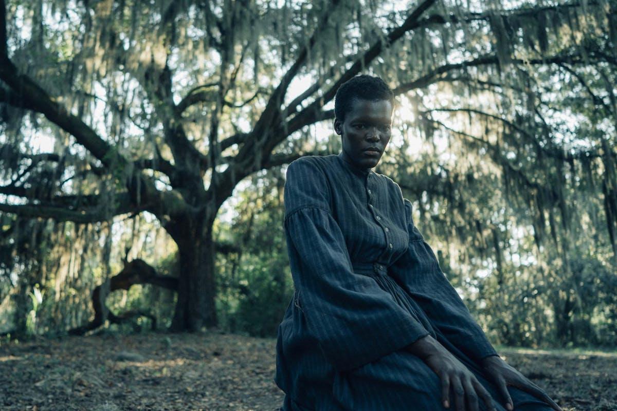 The Underground Railroad production still