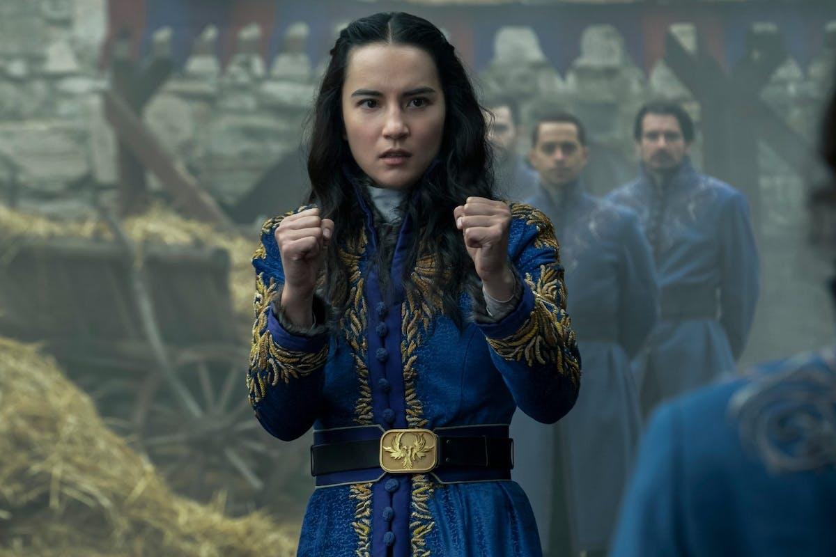 Netflix's Shadow and Bone: Jessie Mei Li as Alina