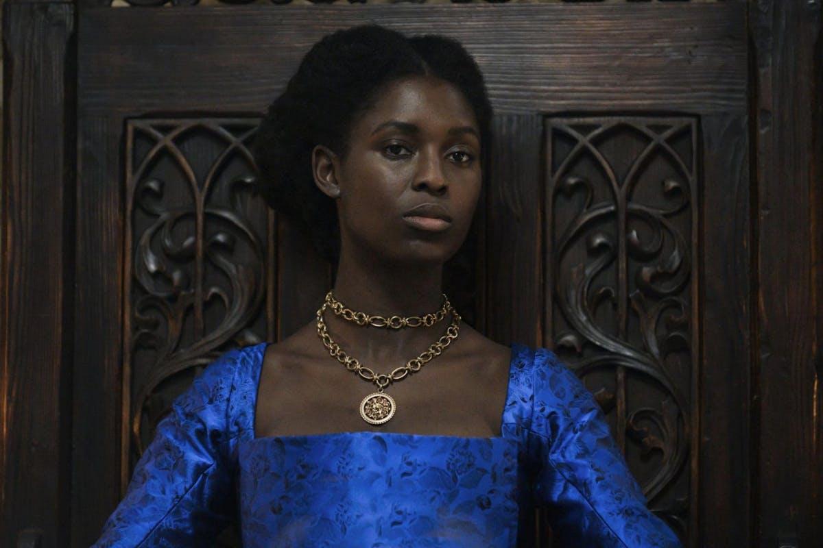 Jodie Turner-Smith as Anne Boleyn