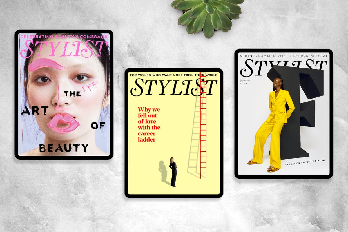 Stylist Magazine issue 551