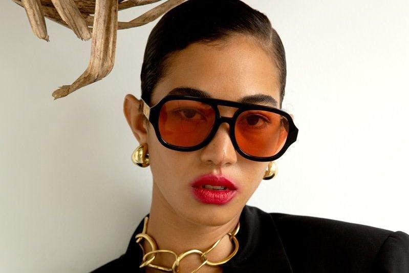 Poppy Lissiman Jimbob Sunglasses