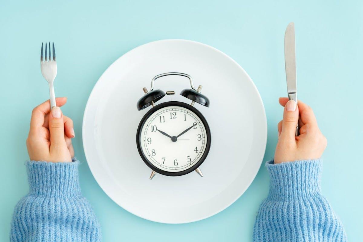 Intermittent fasting 168