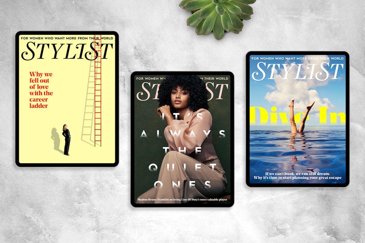 Stylist Magazine issue 552