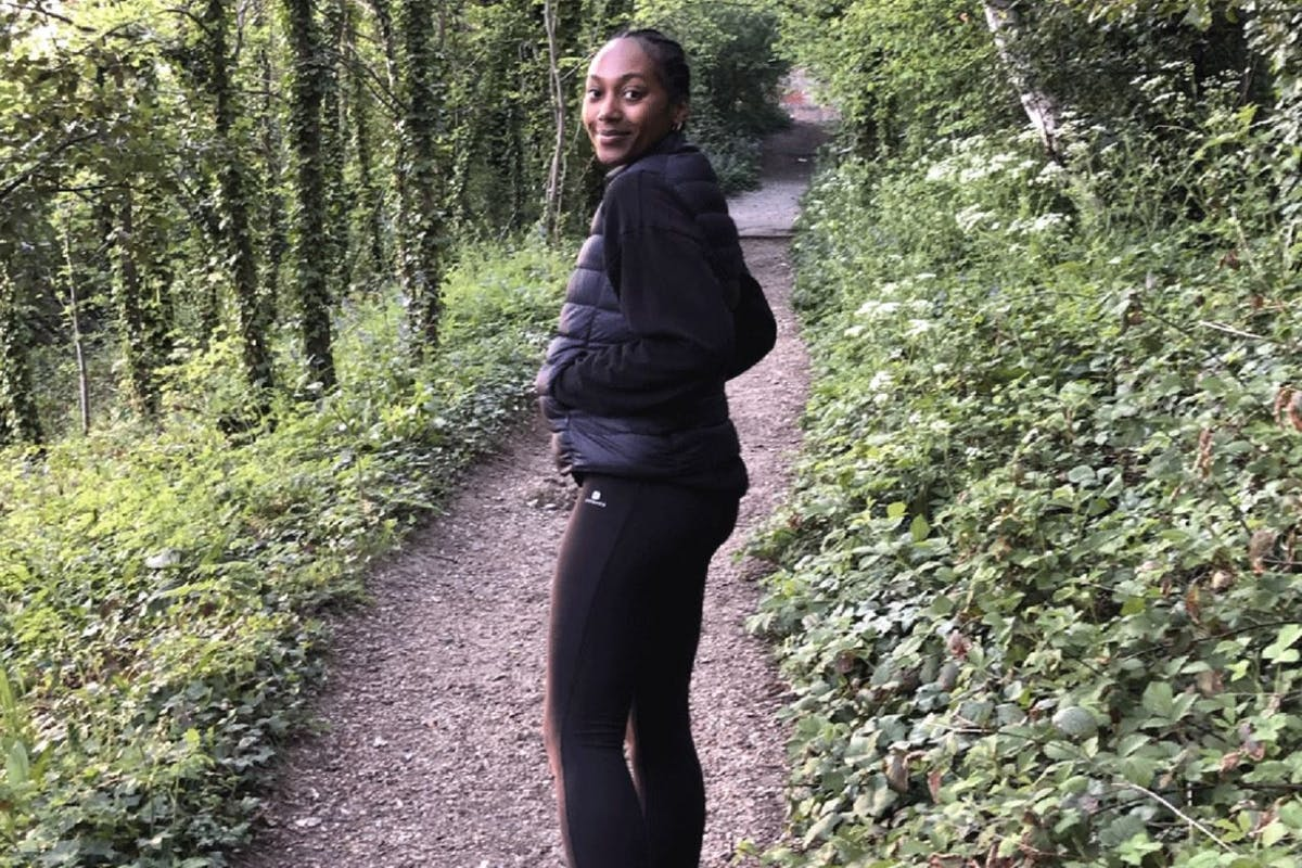 """Best activewear: """"I finally found walking trainers that can keep up with my hikes and long walks"""""""