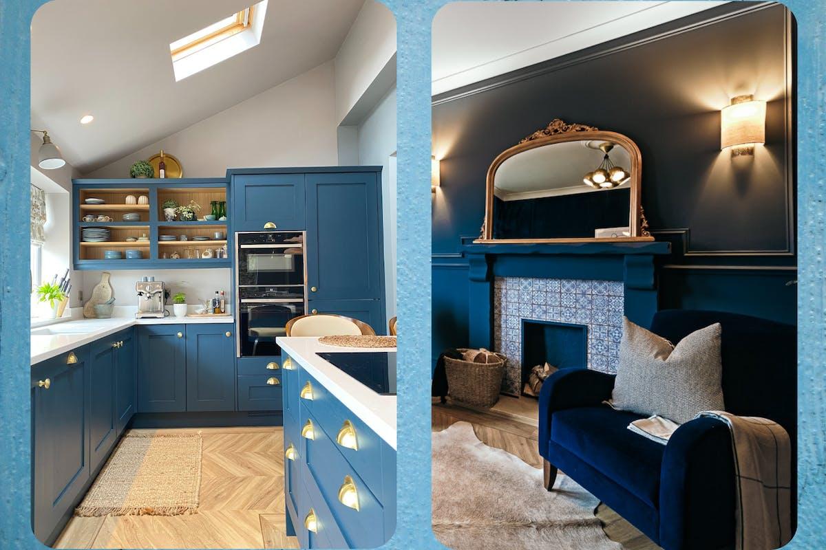 Something Blue Home