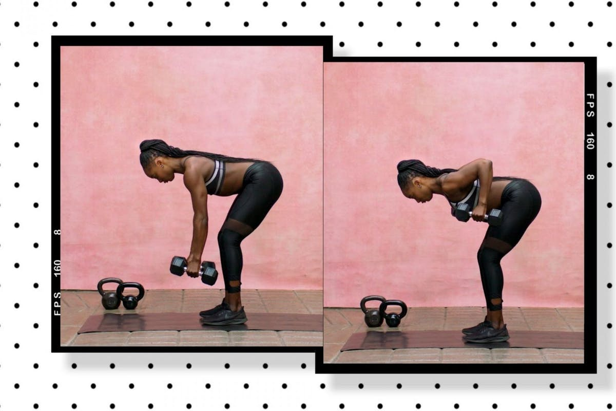 Bent over row how to