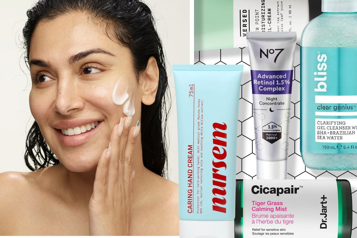 Best skincare brands available at Boots