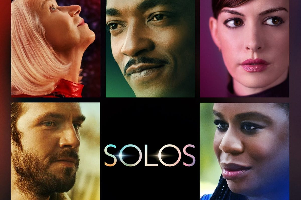 Poster for Amazon Prime's Solos