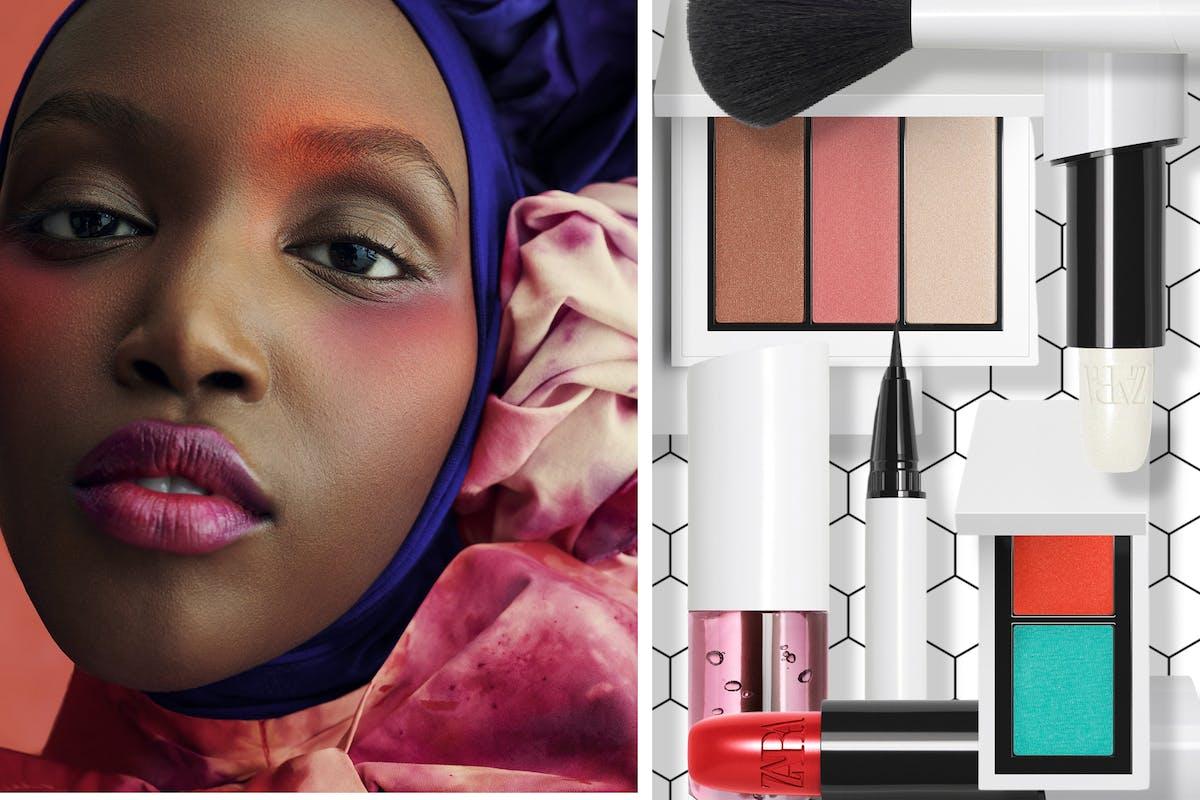 Zara Beauty make-up review