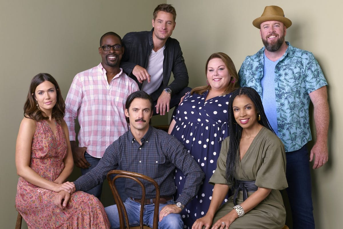 The cast of This Is Us season five
