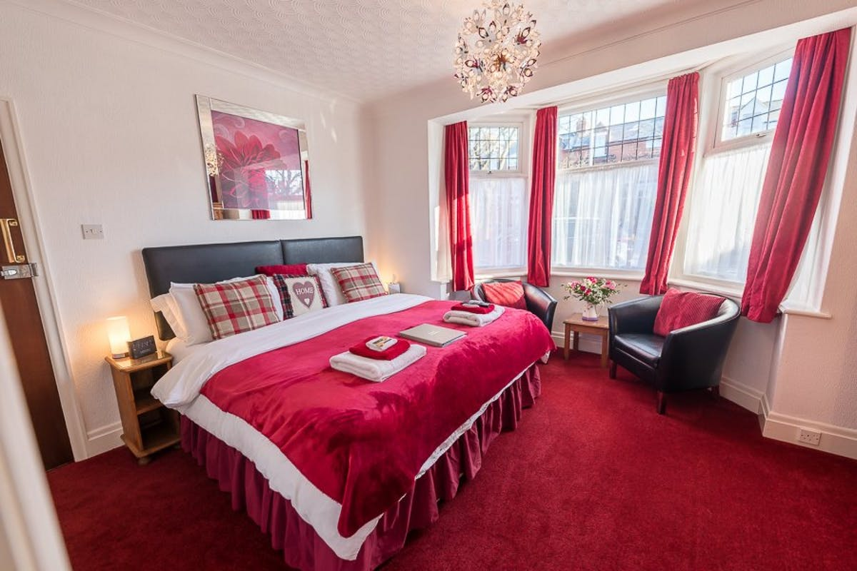 The Toulson Court B&B in Scarborough, Yorkshire