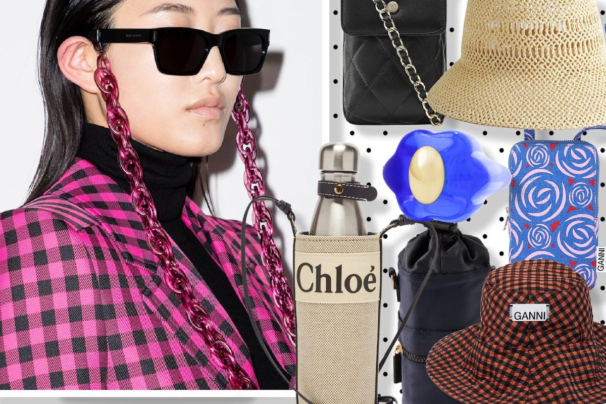 Summer's coolest accessories