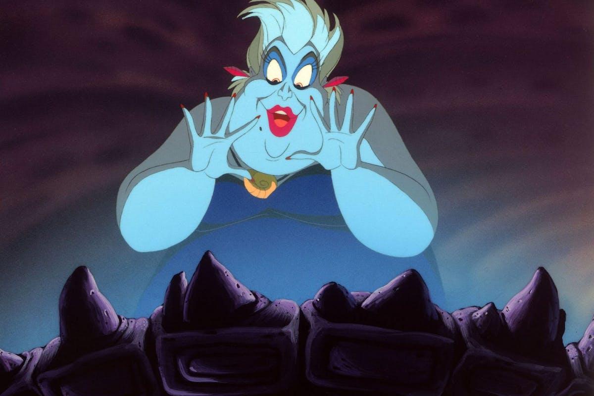 The Little Mermaid - Ursula (based on Divine)