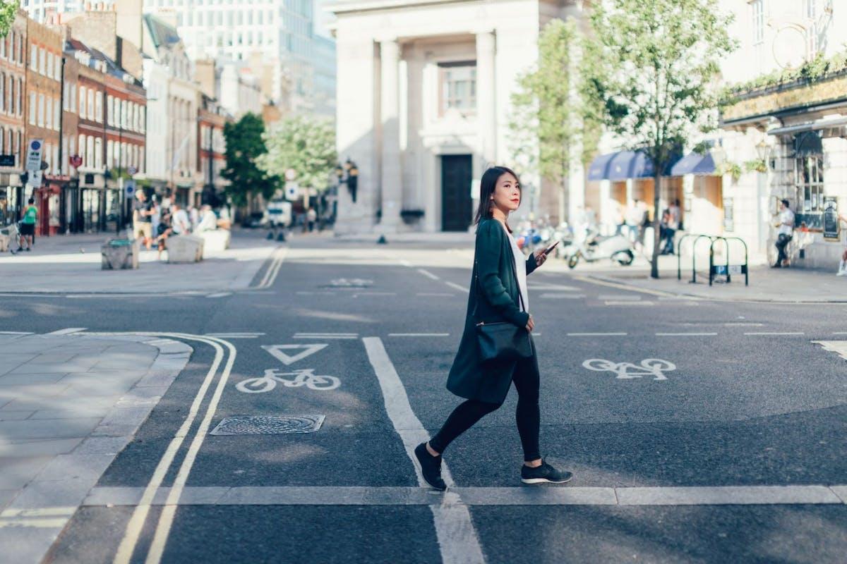 Morning walk benefits