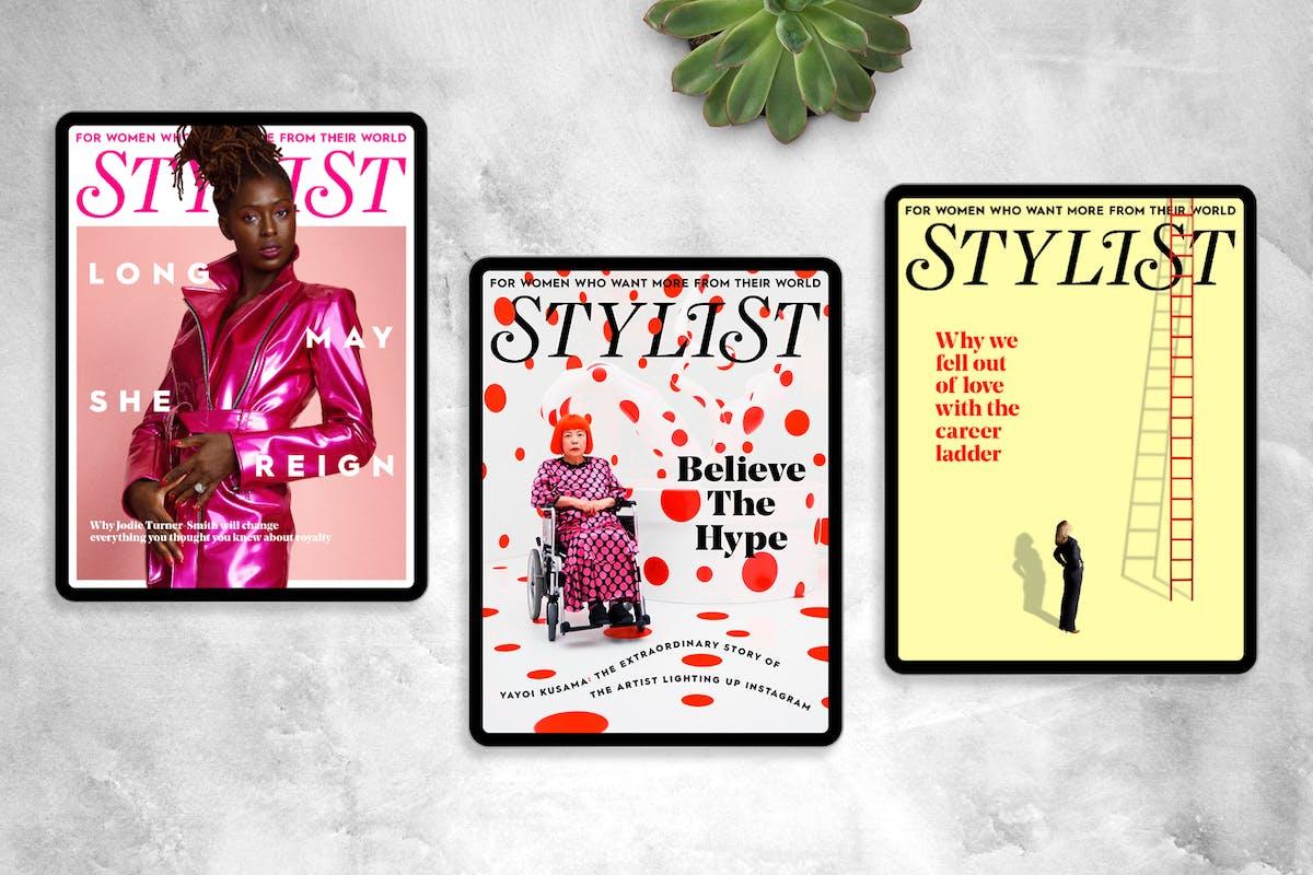 Stylist Magazine: Issue 555