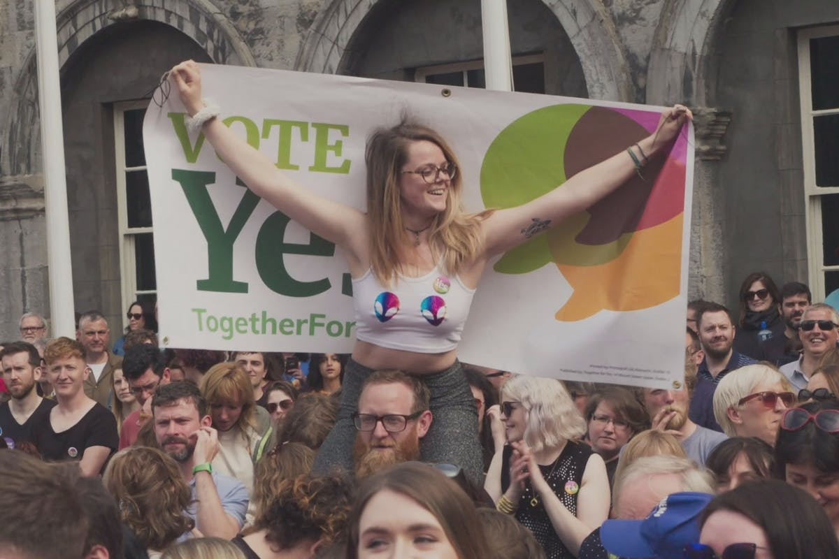 The 8th documentary about Ireland abortion referendum