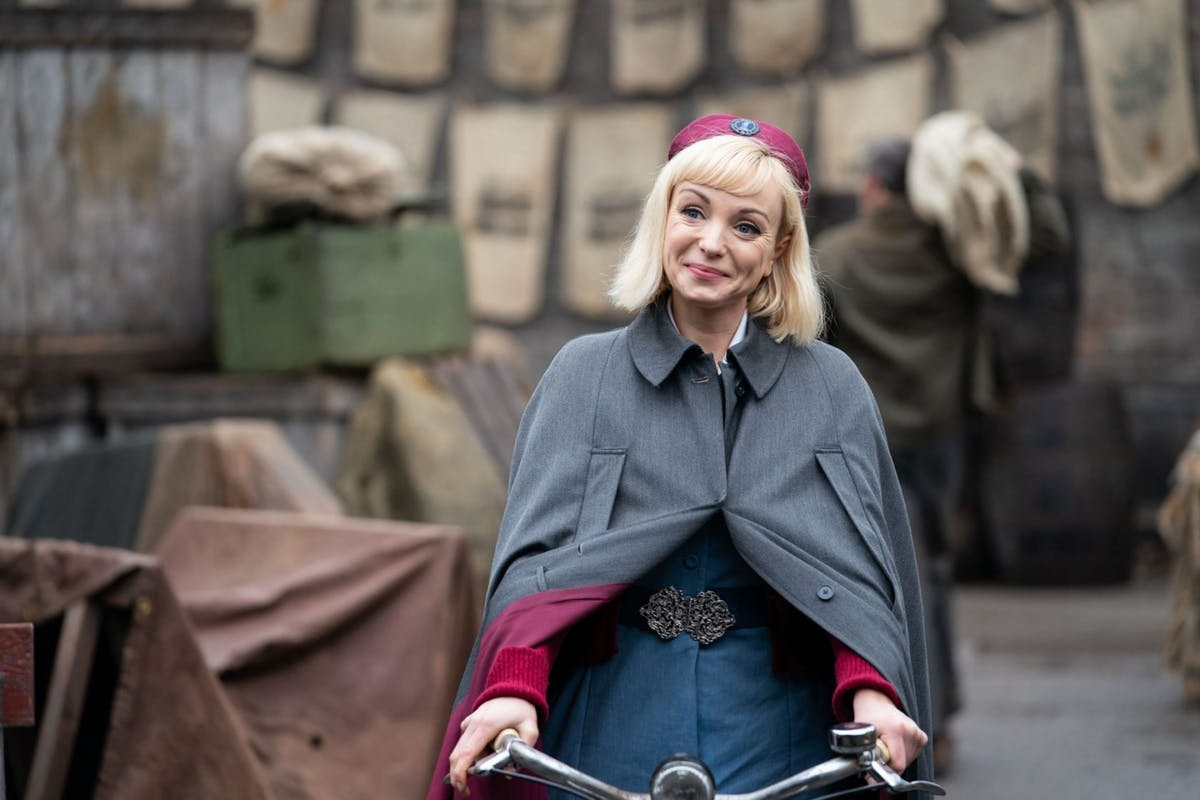 Helen George: Call The Midwife season 10 finale