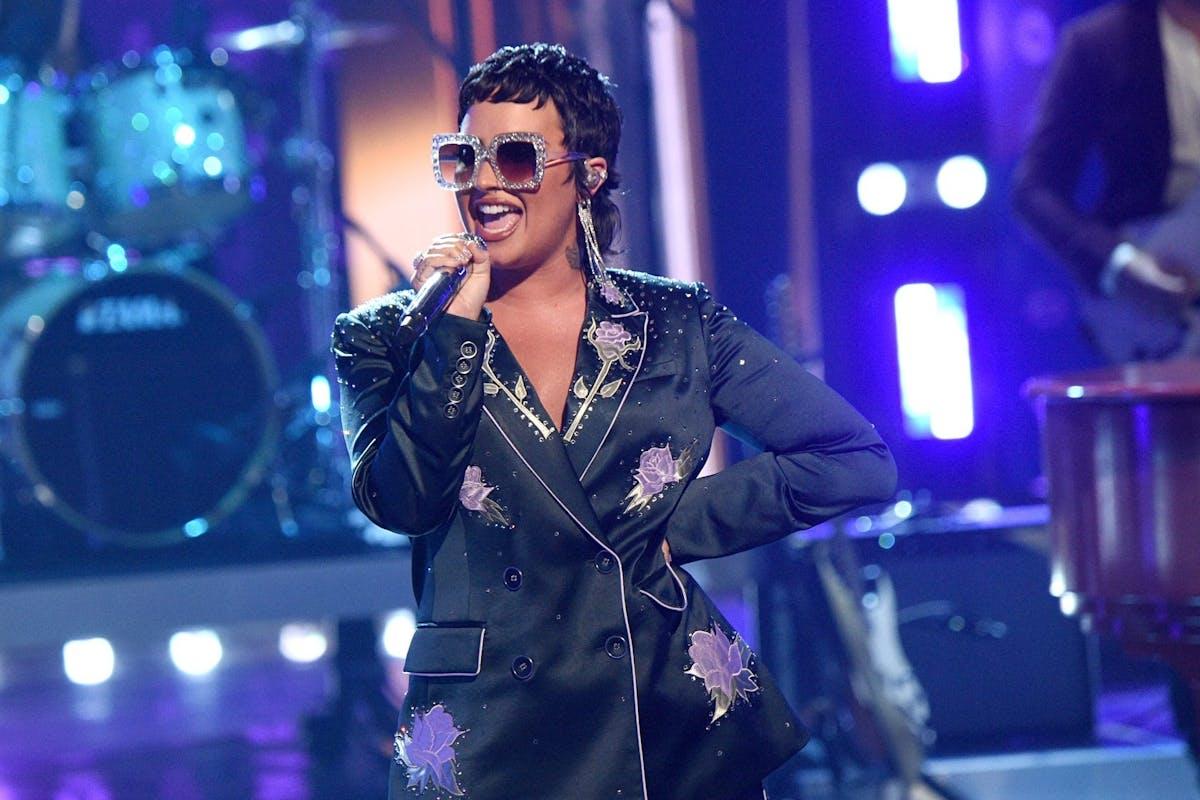 Demi Lovato iHeartRadio Music Awards