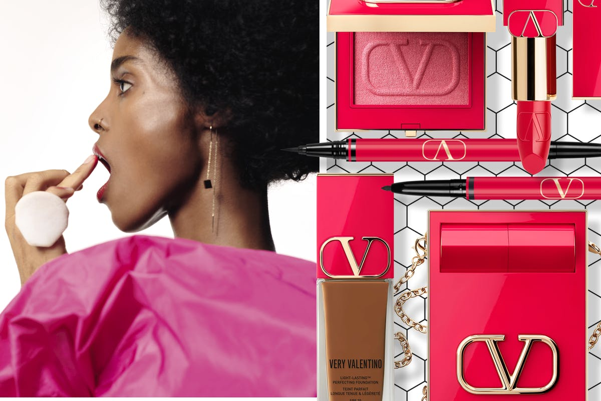 Valentino Beauty has launched its first ever make-up collection. Here's everything you need to know