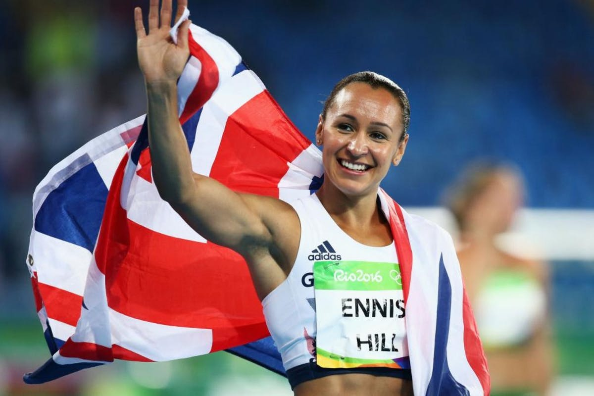 """Jessica Ennis-Hill remember feeling the """"intense"""" pressure of the media on the How To Fail podcast"""