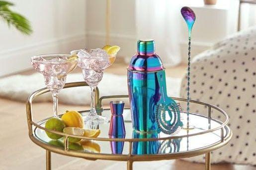 Bfty cocktail shaker