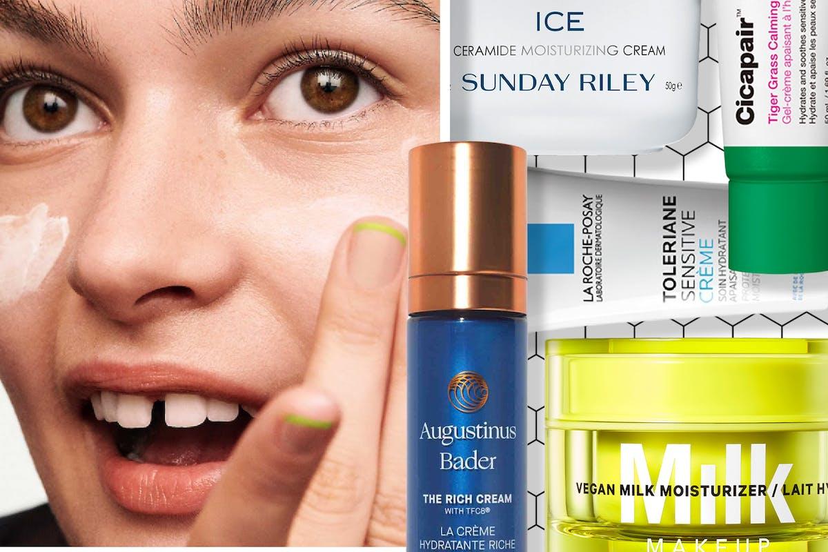 best basic moisturisers to soothe irritated skin