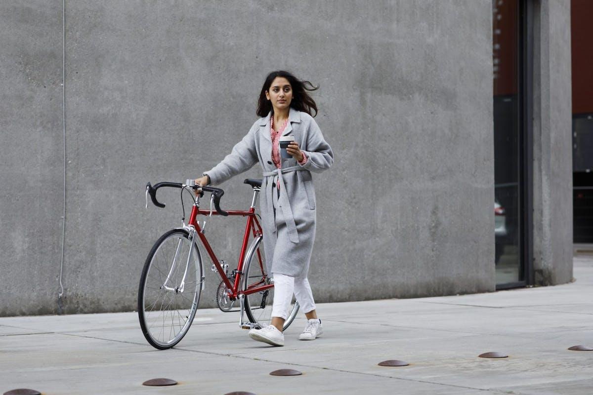 Feel confident cycling across London.