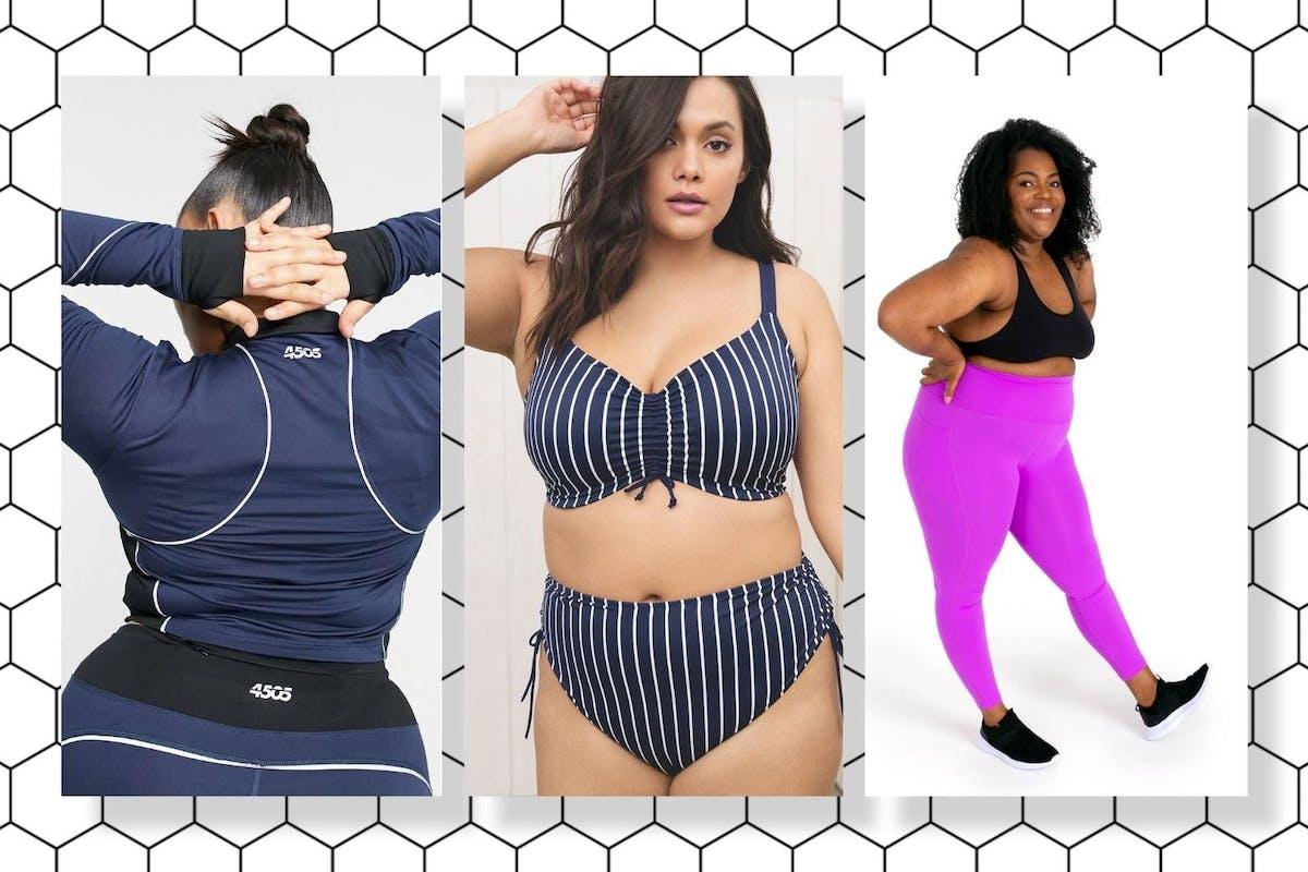 plus size activewear roundup