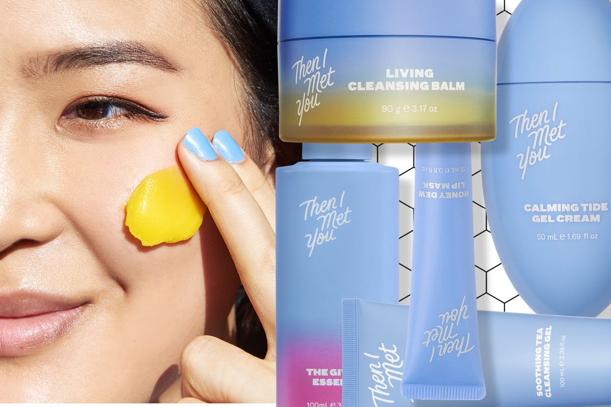 Then I Met You review: the cult Korean skincare brand has finally come to the UK – and it includes one of Caroline Hirons's favourite cleansers