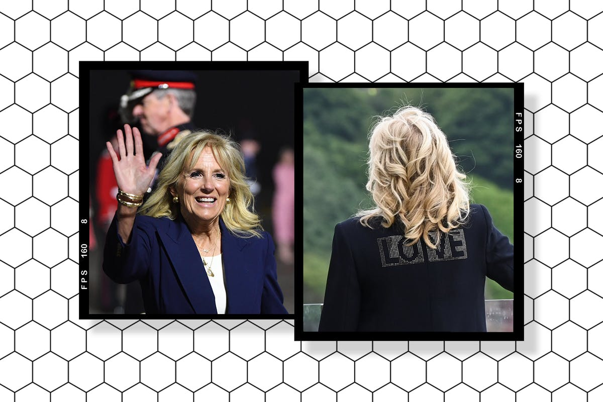 Dr. Jill Biden is proving she's a force to be reckoned with