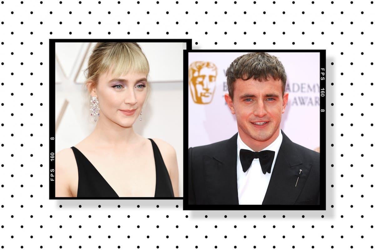 Foe: Paul Mescal and Saoirse Ronan will play Junior and Hen