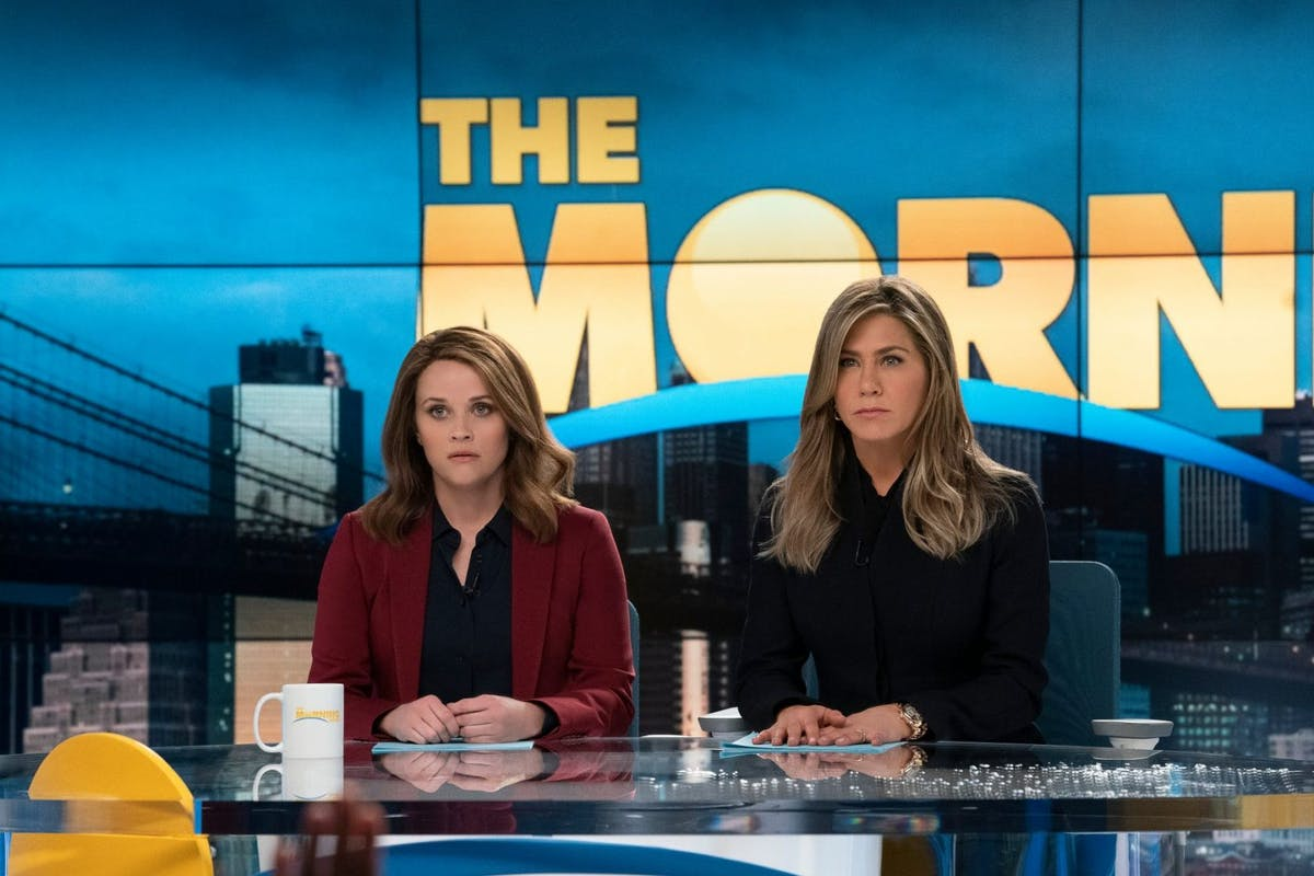The Morning Show Season 2: Jennifer Aniston and Reese Witherspoon return