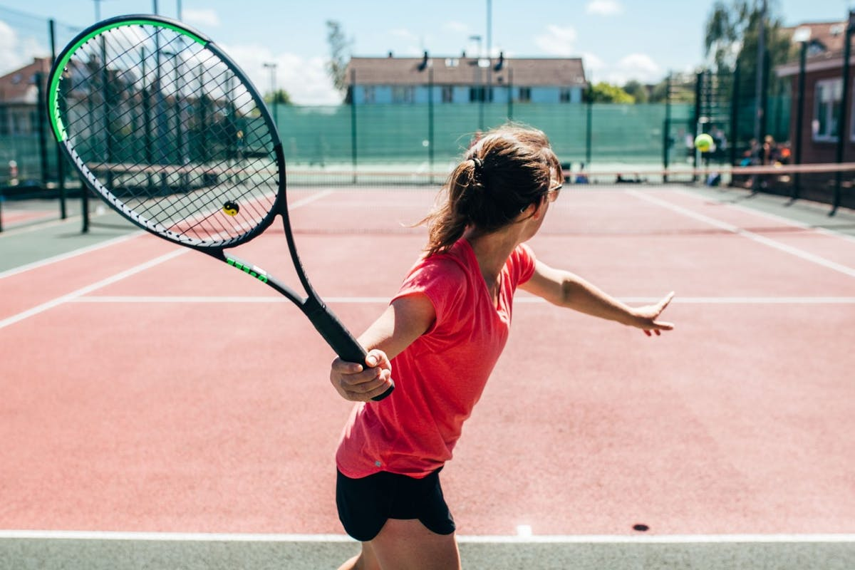 How to start playing tennis if you've never held a racket before