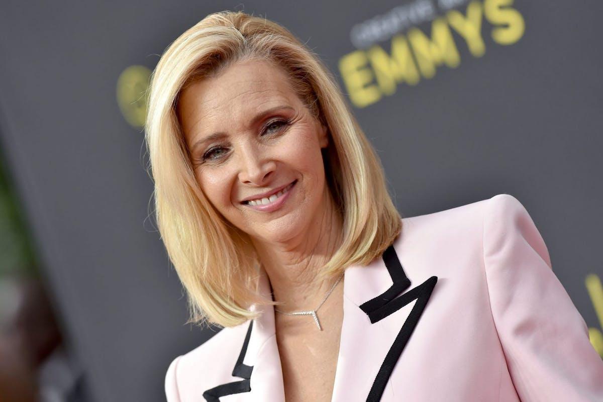 Lisa Kudrow 2019 Creative Arts Emmy Awards