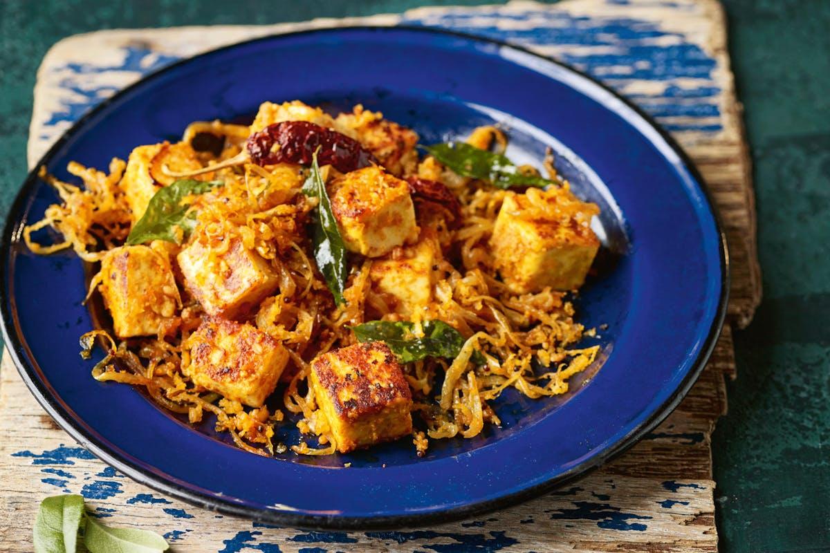 paneer curry recipe