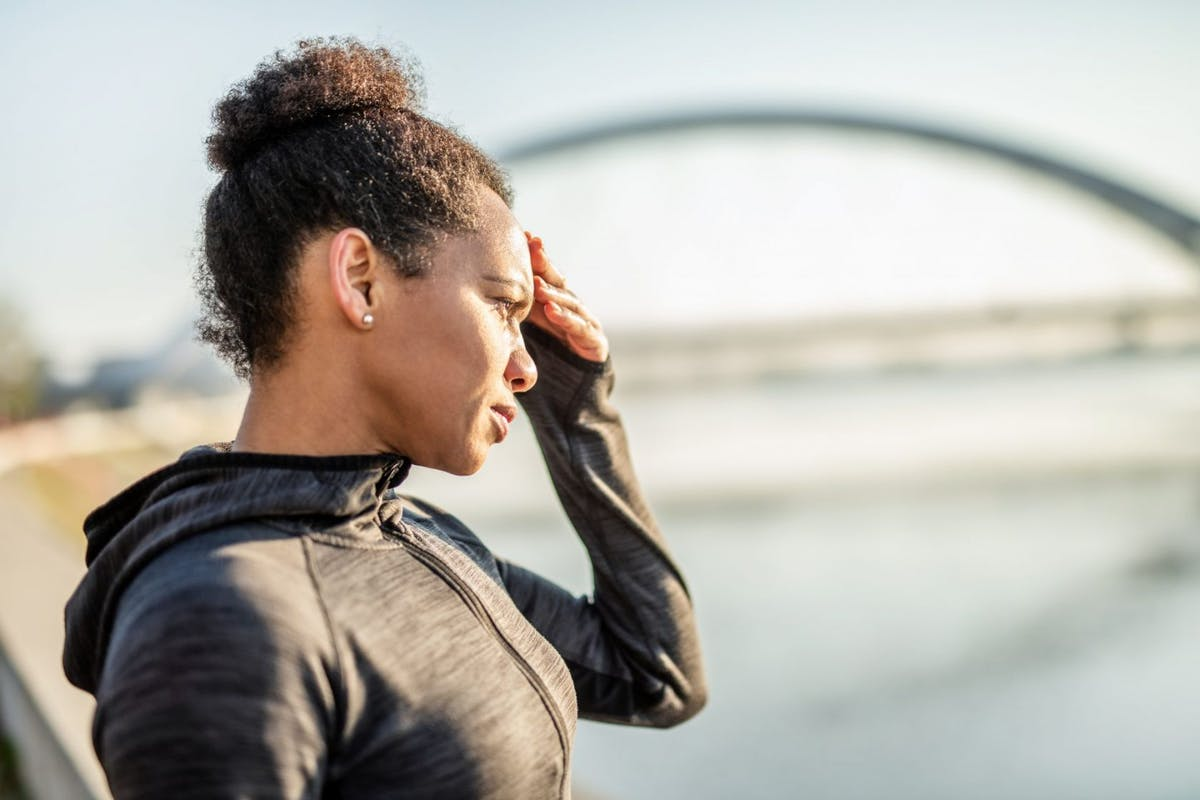 How to exercise with migraine