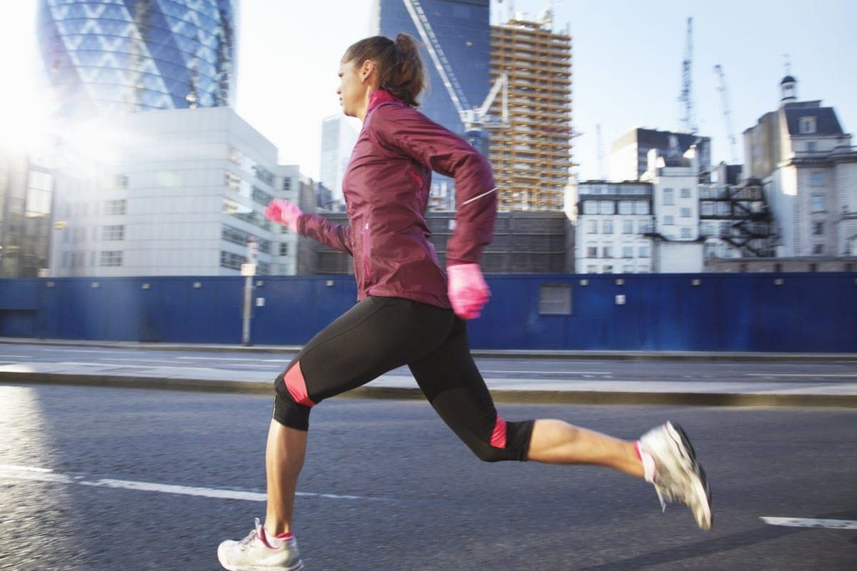 Cycling to improve running