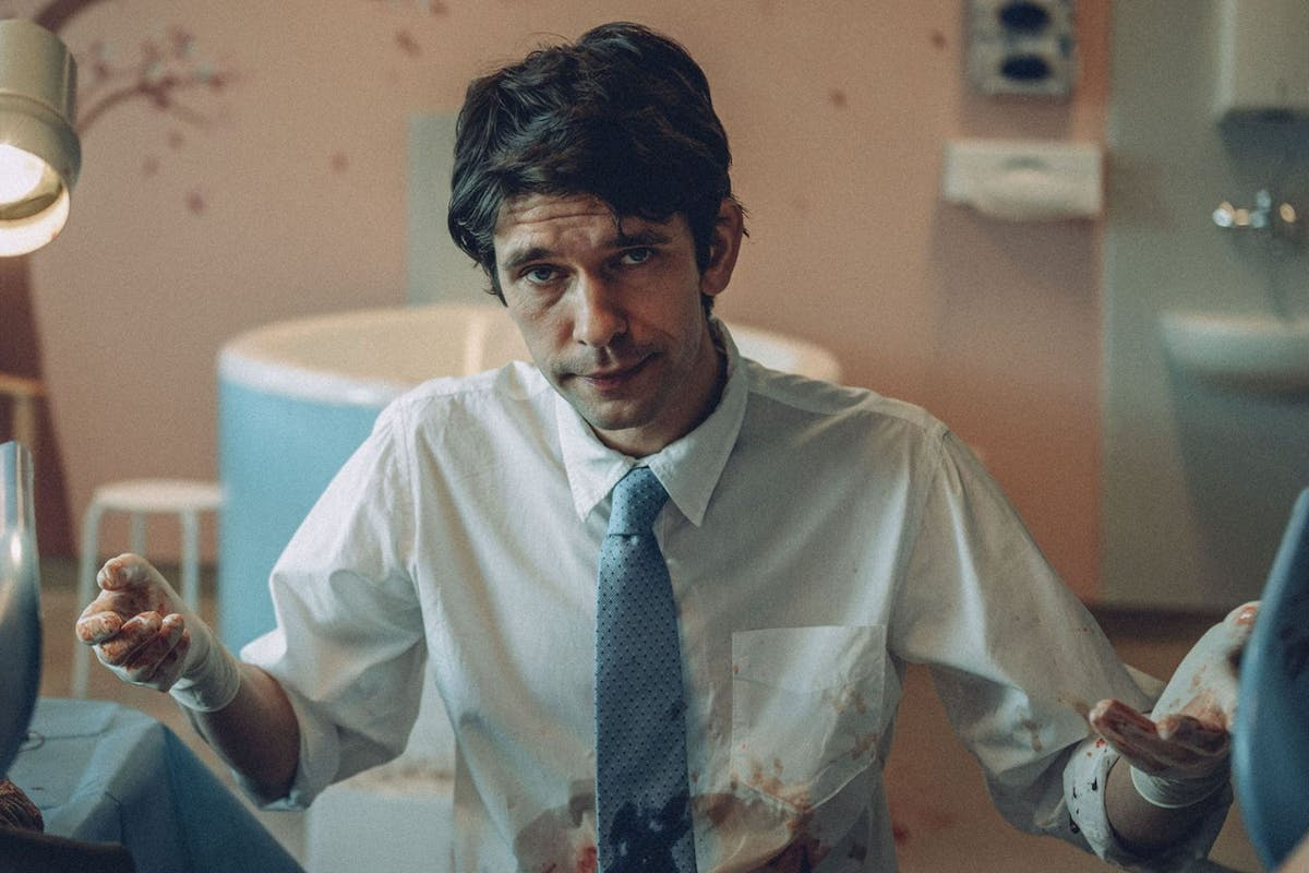 Ben Whishaw in This Is Going To Hurt first look