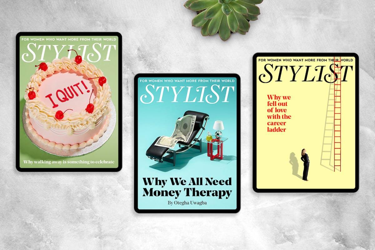 Stylist Magazine issue 560