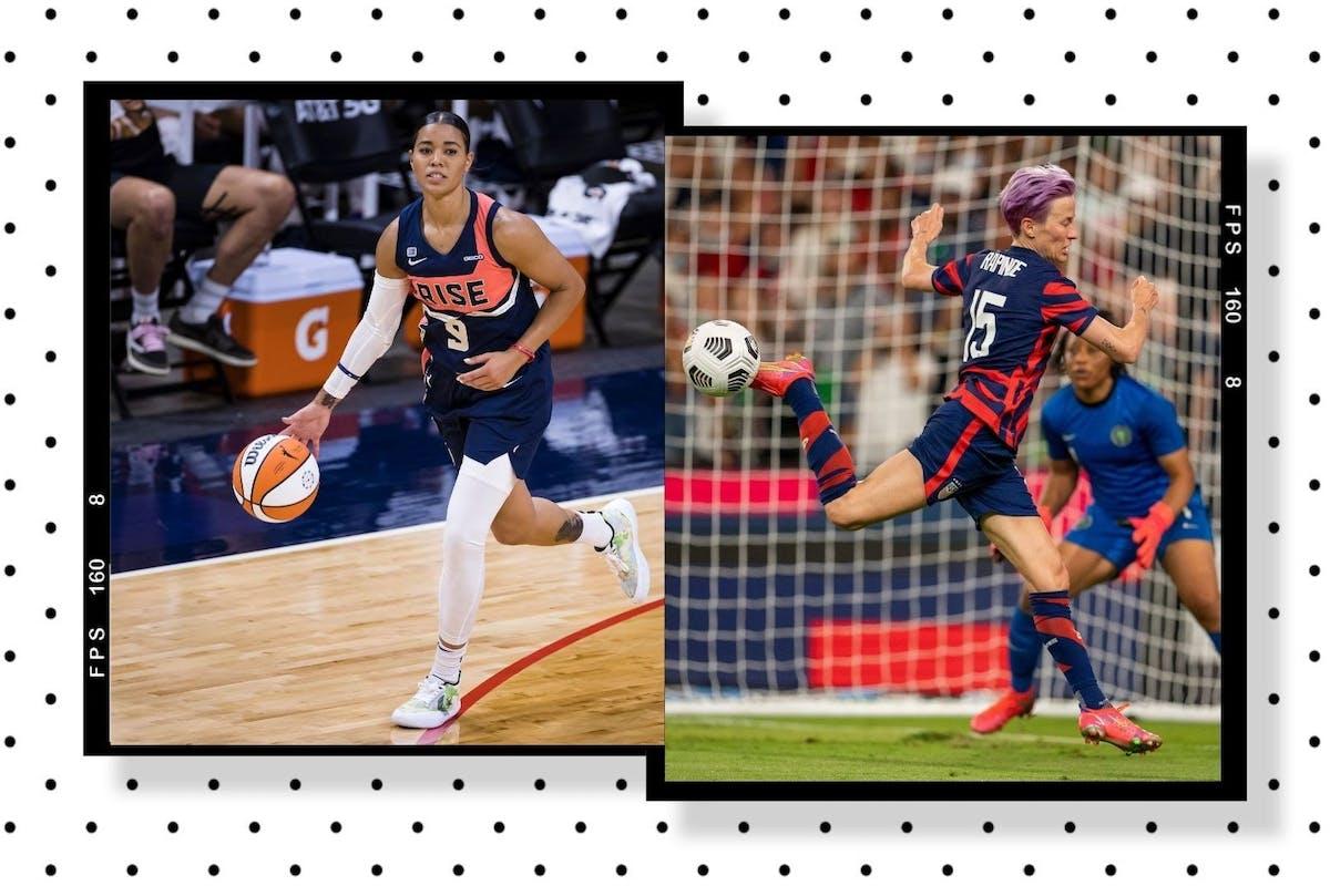 LGBTQ+ sportswomen