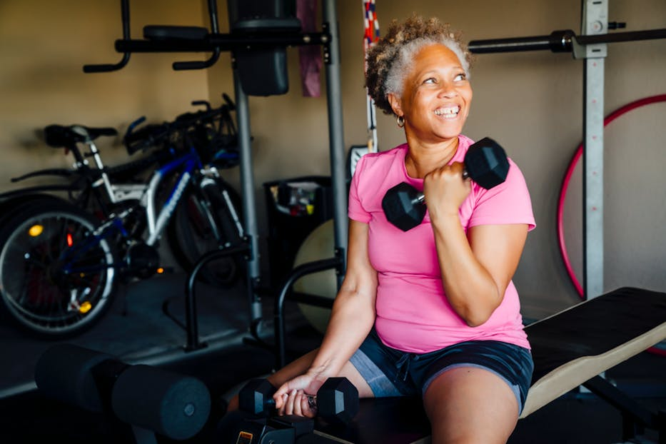 At what age does fitness get harder?