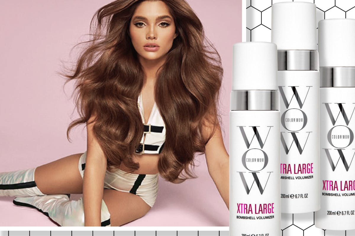 Color Wow Xtra Large Bombshell Volumizer review