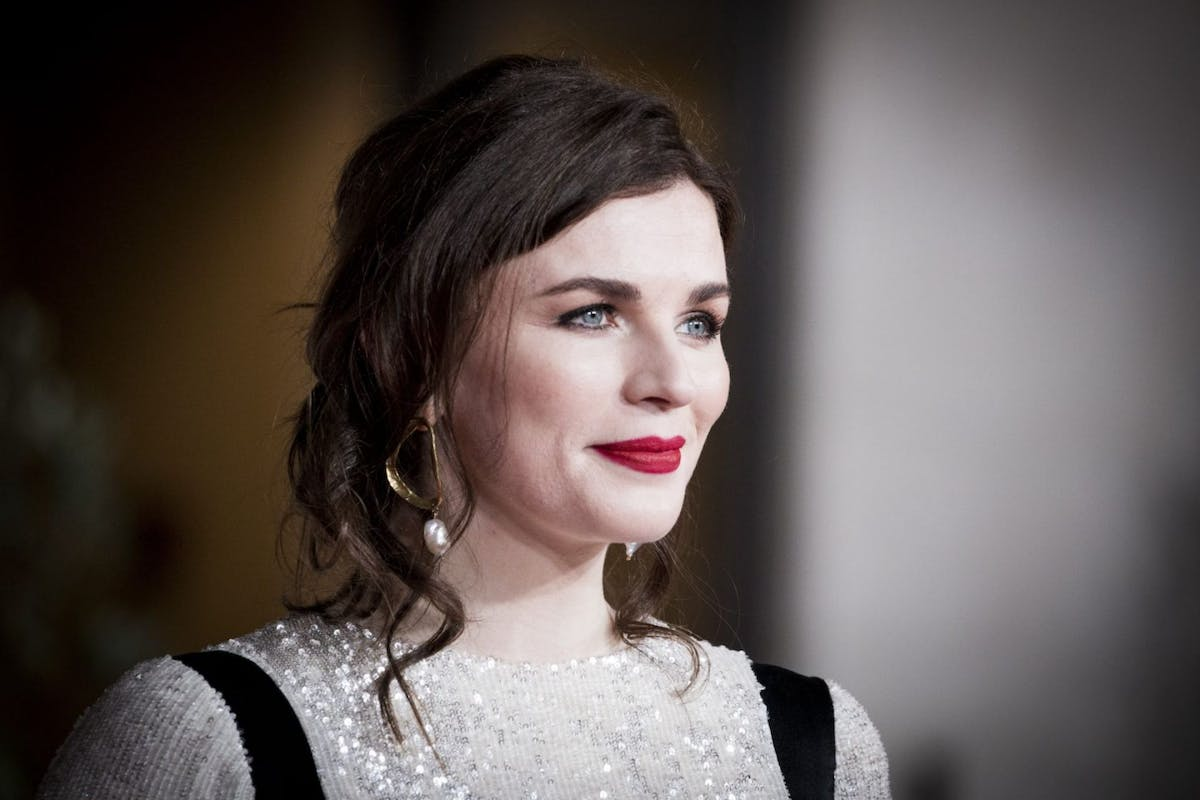 Aisling Bea attends the EE British Academy Film Awards 2020 After Party at The Grosvenor House Hotel on February 02, 2020 in London, England. (Photo by Tristan Fewings/Getty Images)