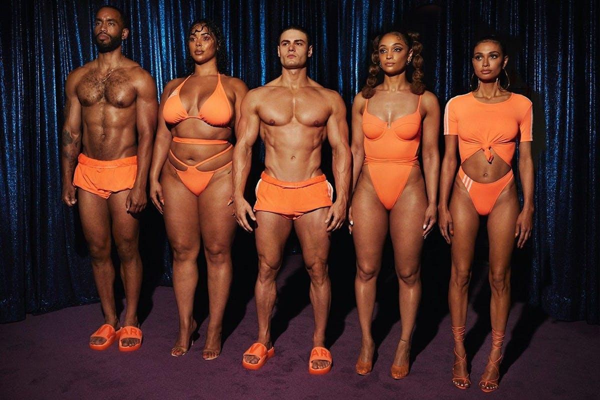 Ivy Park's debut swimwear line, Flex Park