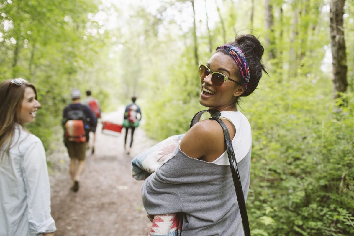 Join us for the first Strong Women hike.