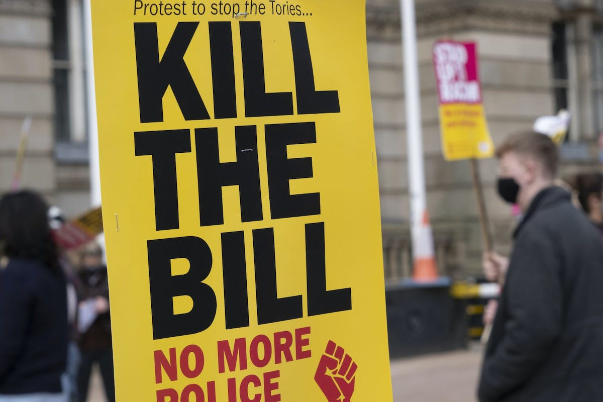 """""""What does the Policing Bill really mean for us?"""": how the legislation will affect our rights"""